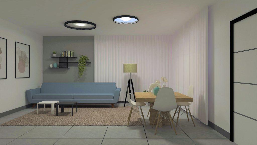 תכנון אדריכלי לבית פרטי קומה אחת או יותר